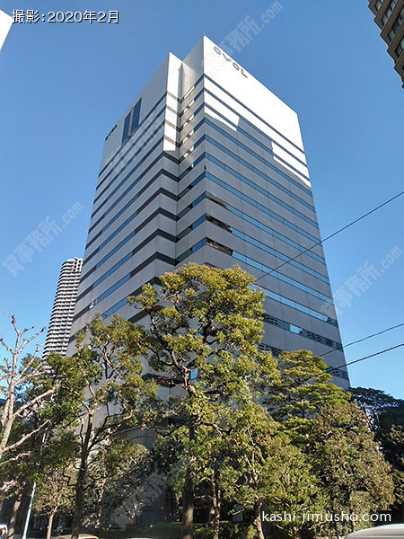 FOREFRONT TOWERの外観